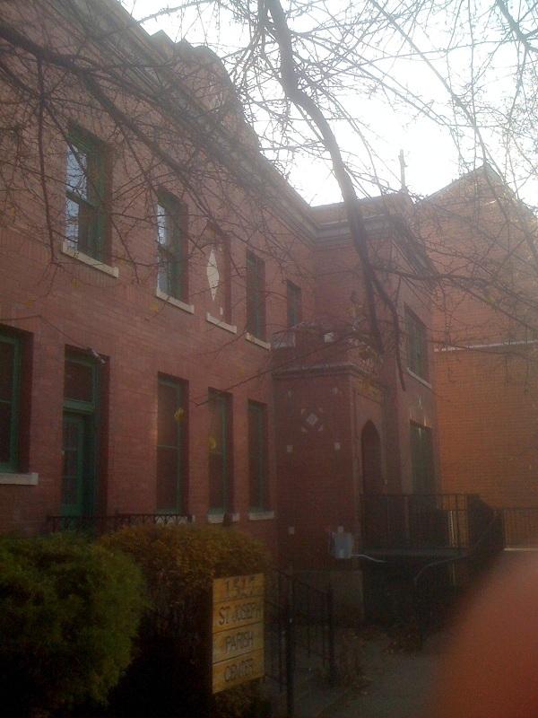 Convent/Parish Center Building