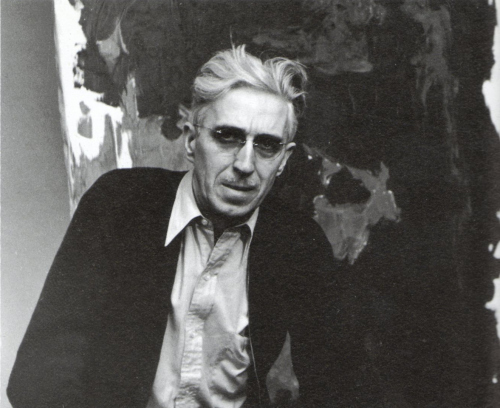 Clyfford Still Portrait