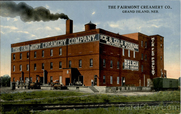 Fairmont Postcard from Nebraska