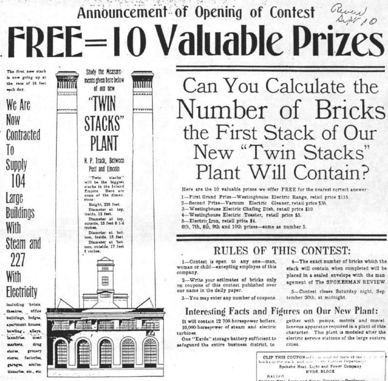 Newspaper Contest