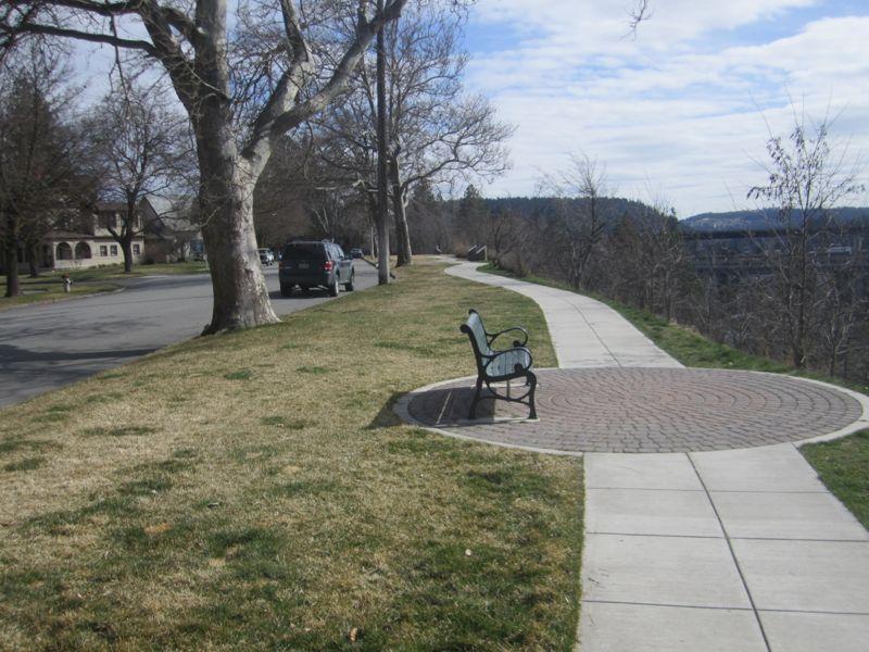 Overlook Park.  Image Courtesy of Zachary Wnek.