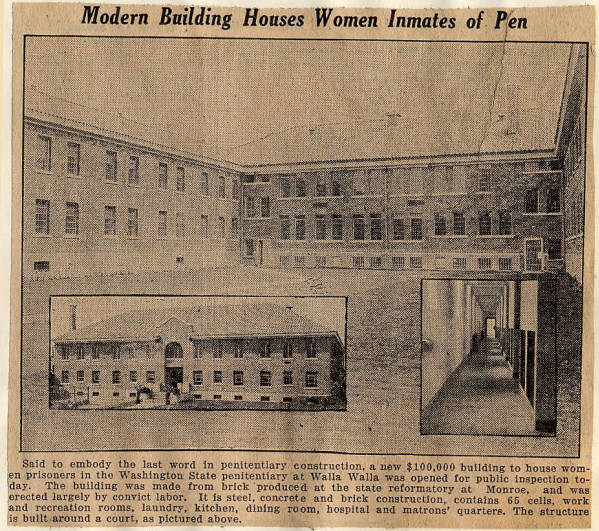 Women&#039;s Section at State Penitentiary&lt;br /&gt;<br />