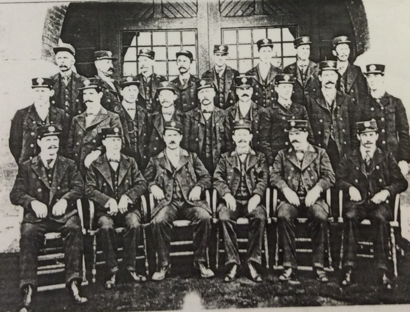 Spokane Fire Station No. 5 Crew