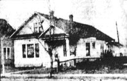 Sullivan's Former Home circa 1911