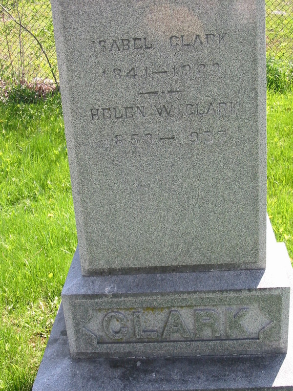 Helen W. Clark (1853-1937)