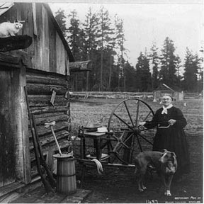 Spokane Settler c1908