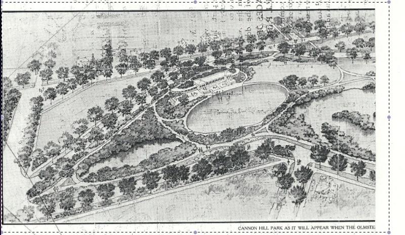 Cannon Hill Plans