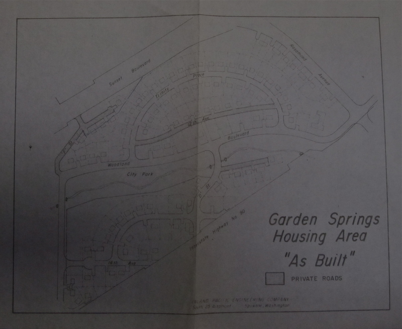 Garden Springs Housing Area