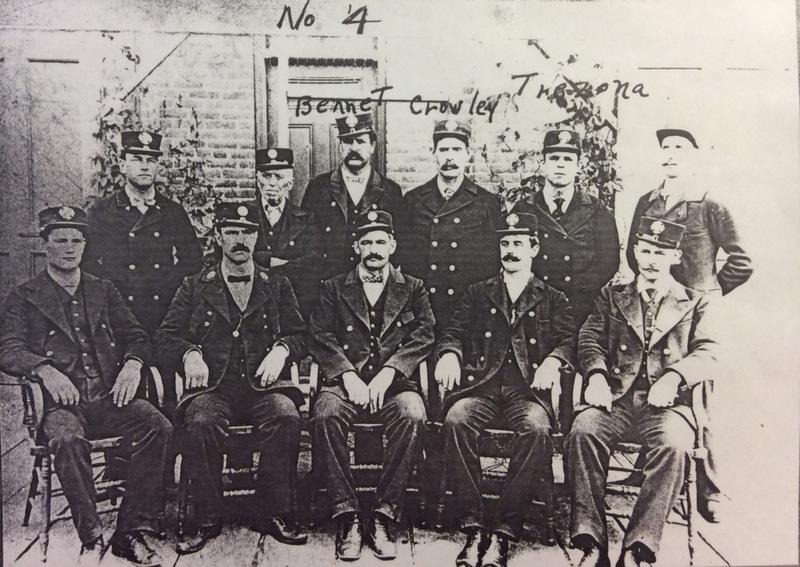 Spokane Fire Station No. 4 Crew