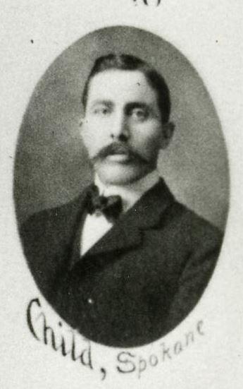 Dana Child, 1903