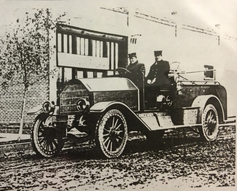 Spokane Fire Station No. 3 Personnel