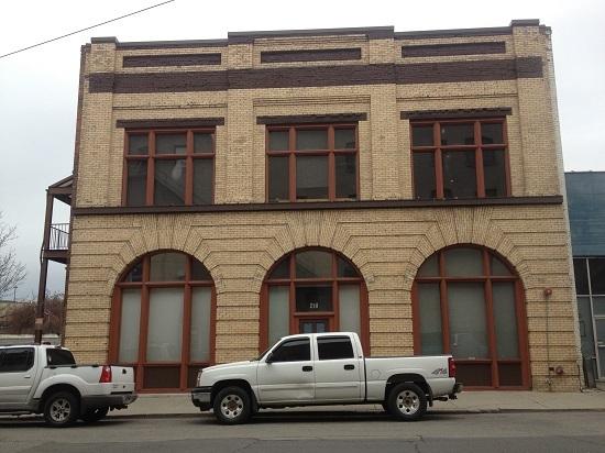 Current Commission Building
