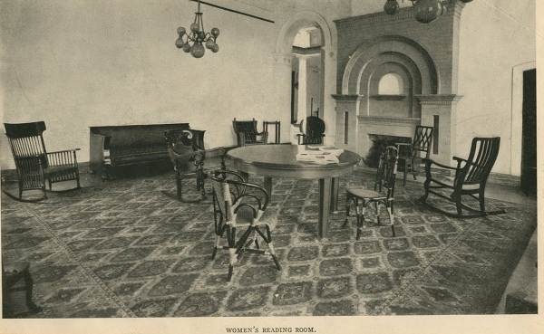 Carnegie Library: Women's Reading Room