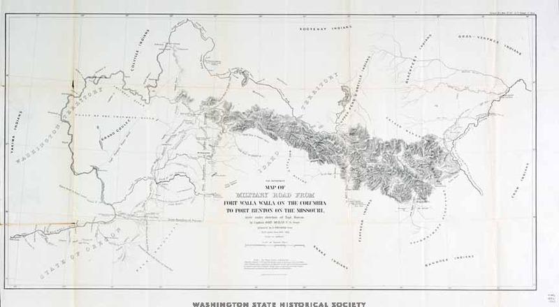 Mullan's Military Road