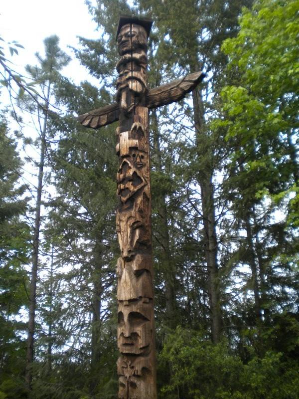 Totem Pole view #5