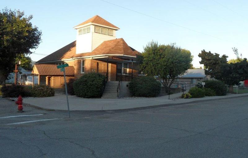 Church in Kettle Falls