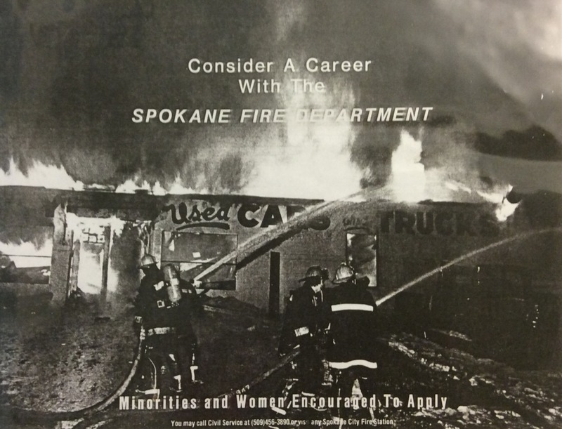 Spokane Fire Department Recruitment