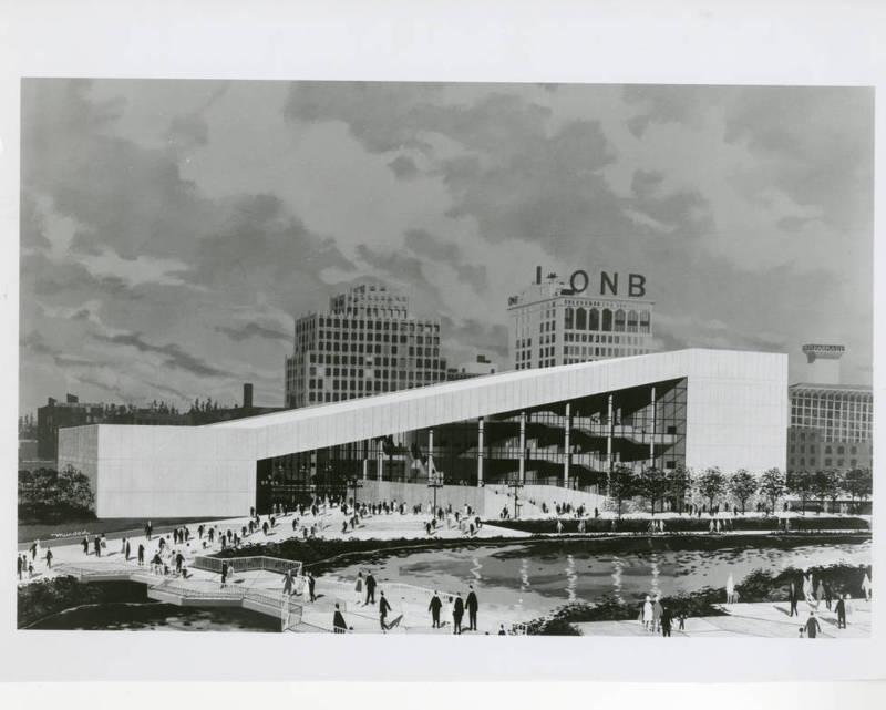 Envisioning the Washington State Pavilion