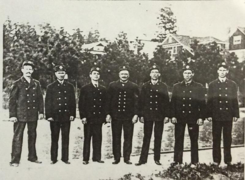 Spokane Fire Station No. 9 Personnel