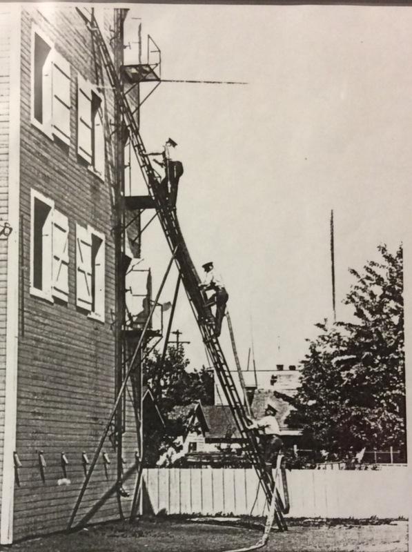 Spokane Fire Station No. 2 Drill