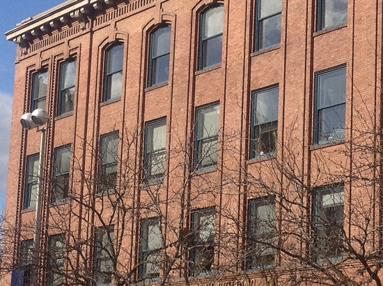 The Kemp & Hebert Building