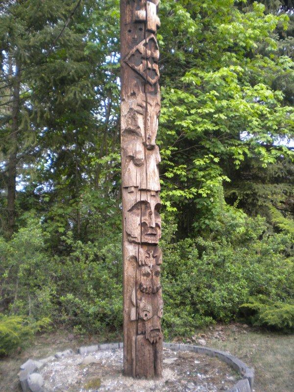 Totem Pole view #3