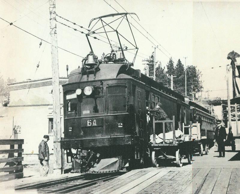 Electric Interurban,1920