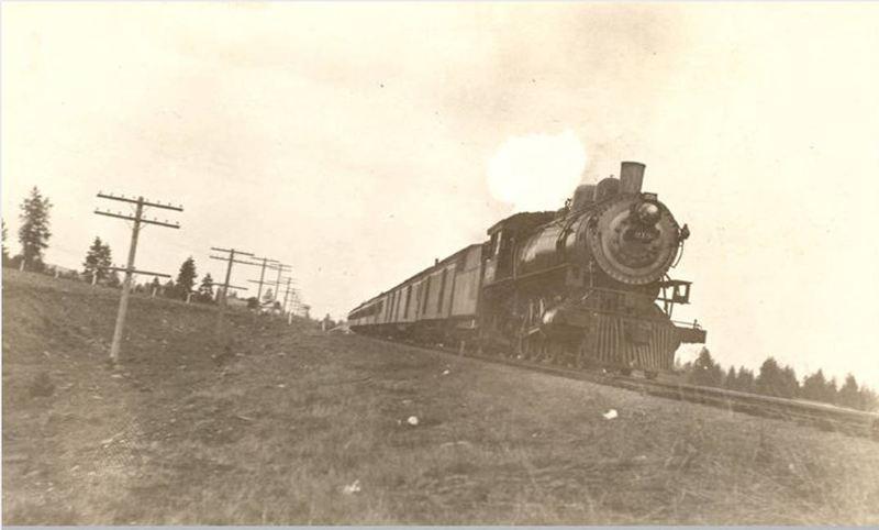 The Cheney Northern Pacific Railway Depot Spokane Historical