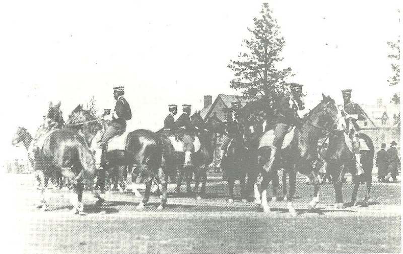 24th Mounted Infantry