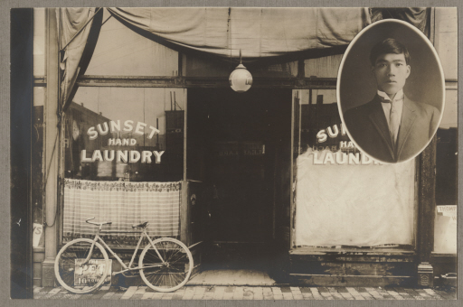 Sunset Hand Laundry