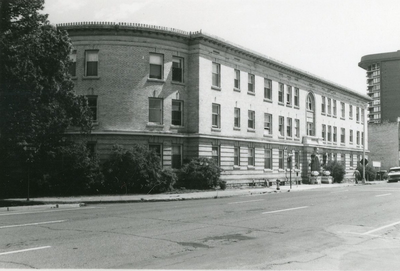Wide View of the San Marco Apartmetns