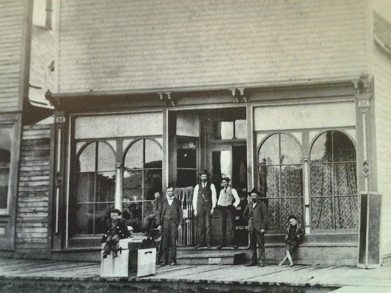 Farmington General Store,1898
