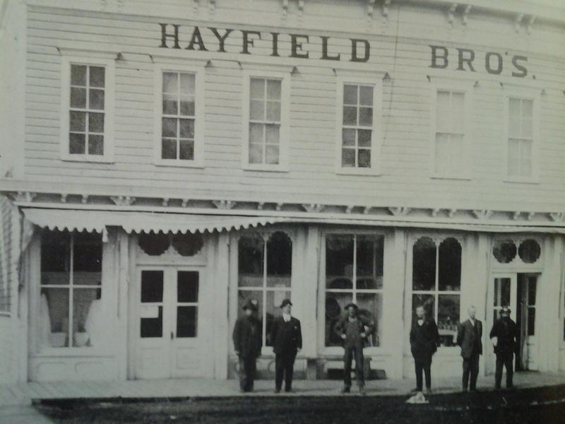 Hayfield Bros. Store,1910