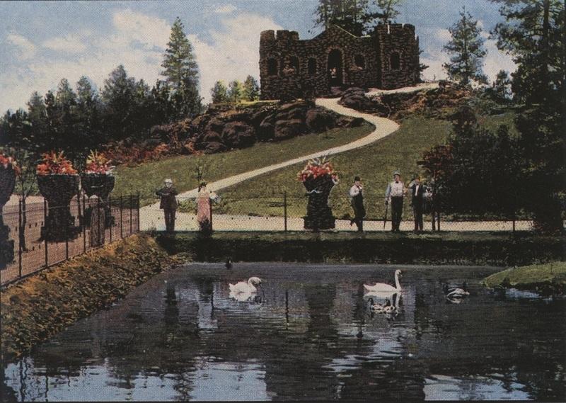 Owl Castle, Manito Zoo