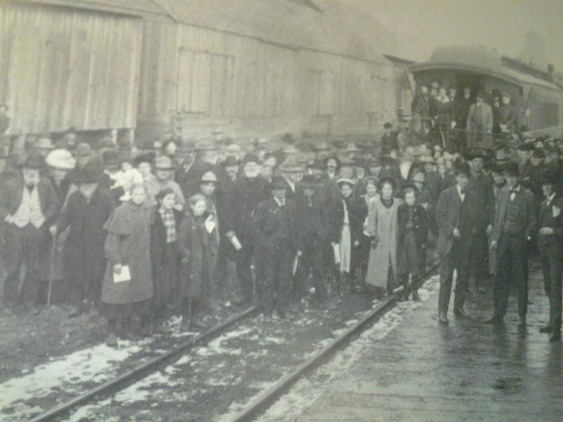 Farmington Awaits Teddy Roosevelt,1908