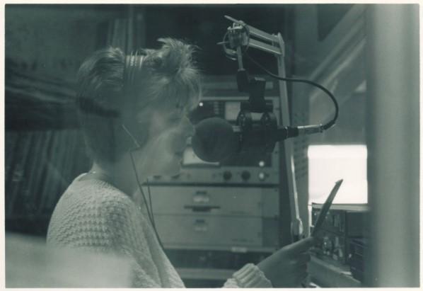 Whitworth's Student Radio in Operation