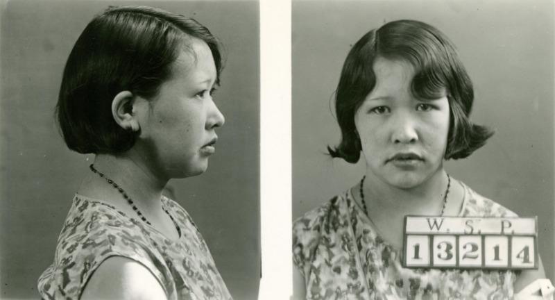 Helen Moses Mug Shot