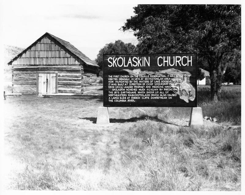 The Church of Chief Skolaskin