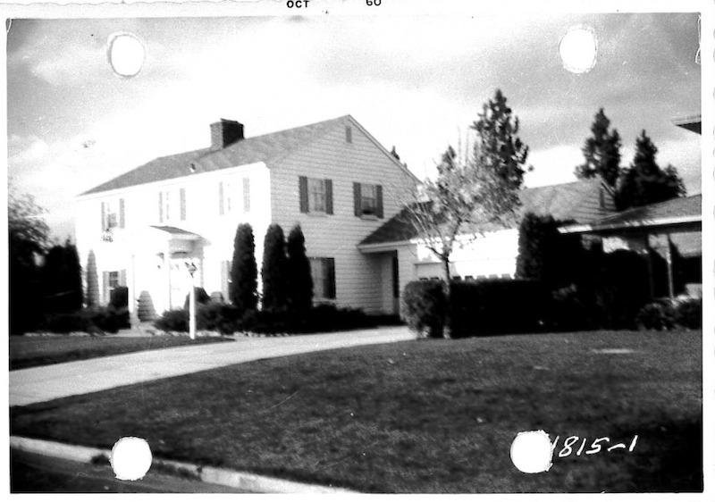The Blandings House, 1960
