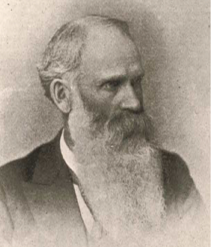 Portraiture of A.M. Cannon