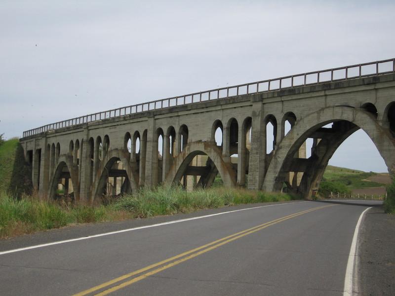Rosalia CM & SP Viaduct, 2012