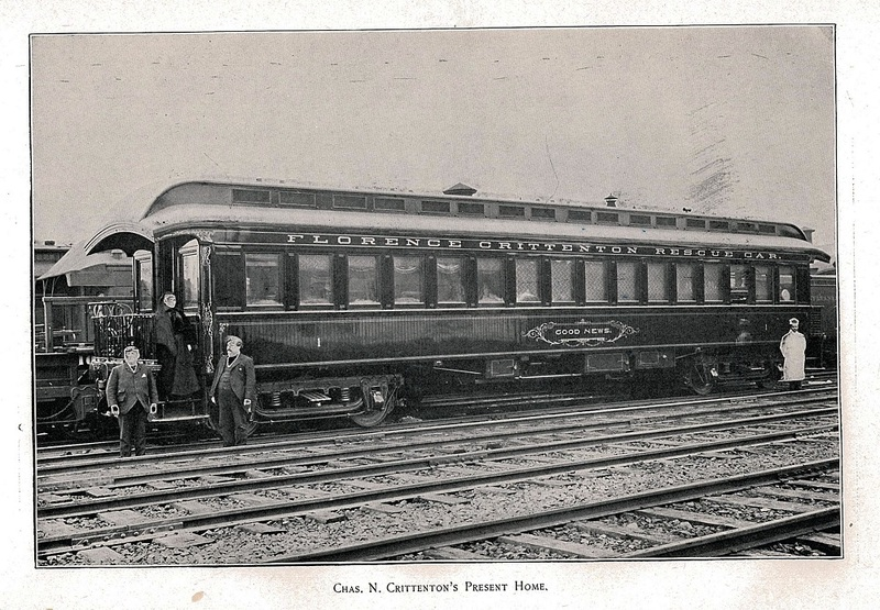 The Florence Crittenton Rescue Car