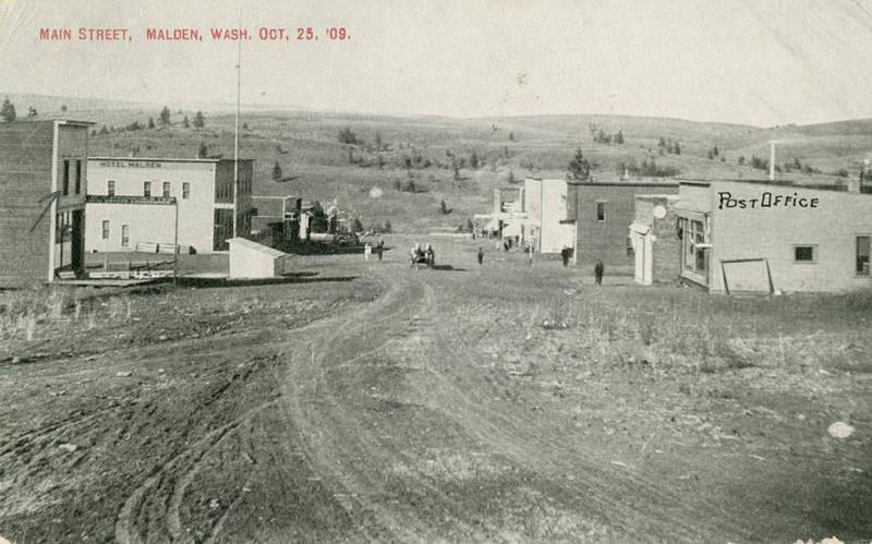 Main Street, 1909.