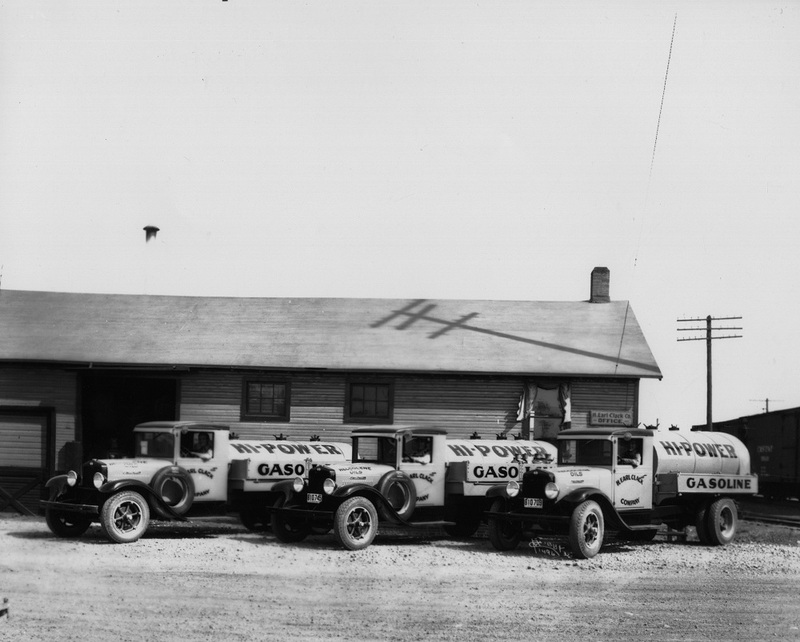 The H. Earl Clack Company located on East Sprague, 1932 (image L87-1.1496-32 courtesy of the Northwest Museum of Arts and Culture)