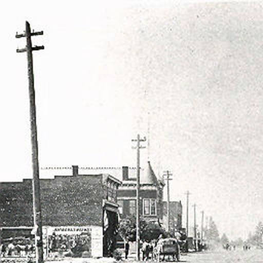 Cheney Main Street