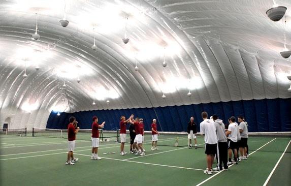 Scotford Tennis Bubble