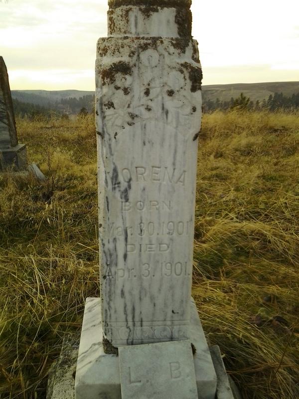 Elberton Cemetery,2013