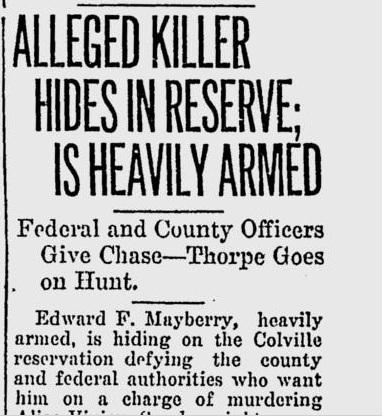 Killer Hides in Reserve