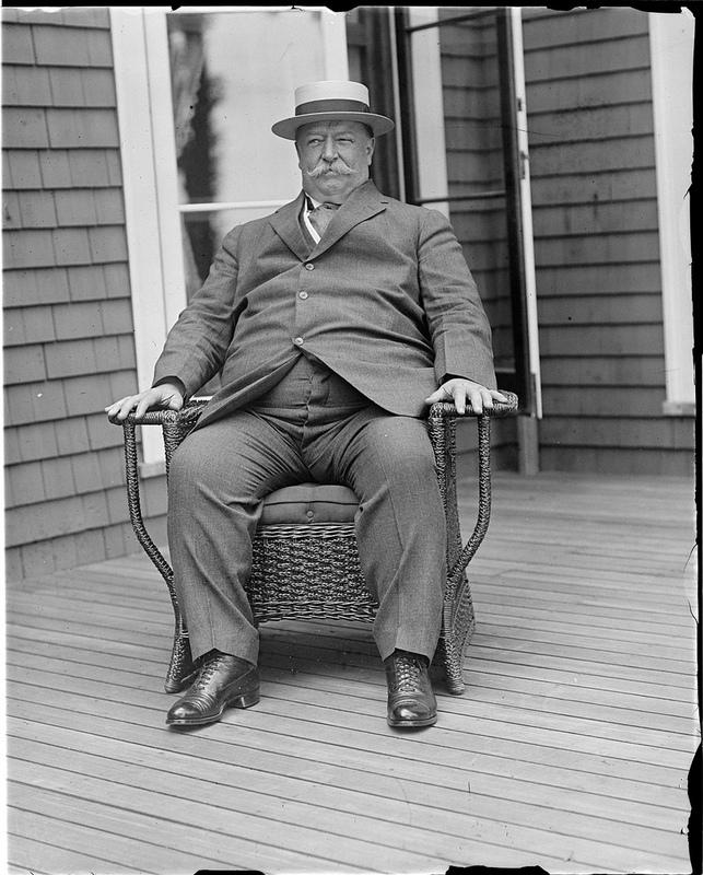 President Taft, c.1917
