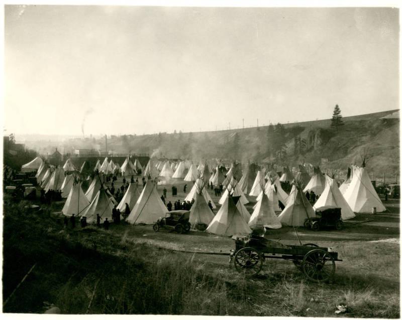 Glover Field Camp